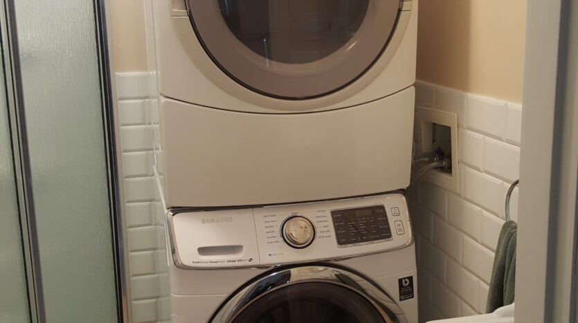 Free Laundry In Unit